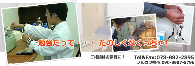 神戸市灘区の補習塾NPO法人たのしくなくっちゃ「勉強もたのしくなくっちゃ」